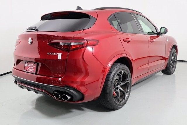 2019 Alfa Romeo Stelvio Quadrifoglio in Seattle, WA - Ferrari of Seattle
