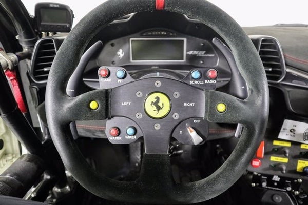 2012 Ferrari 458 Challenge Evo Challenge in Seattle, WA - Ferrari of Seattle